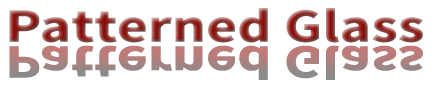 PatternedGlassHead